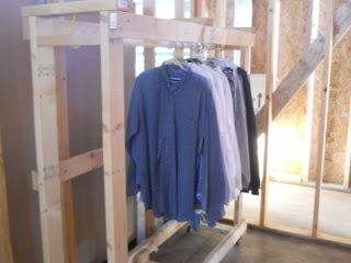House Bedroom Closet Wardrobe