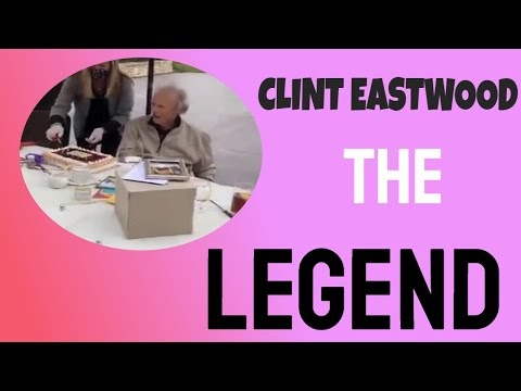The Legend Thats Clint Eastwood at 90