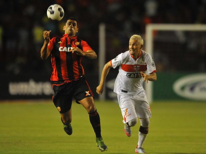 Sport x CRB (Foto: Aldo Carneiro (Pernambuco/Press))
