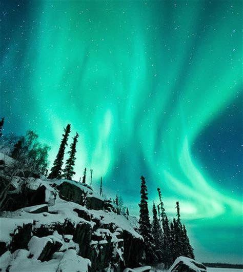kuzey isiklari aurora fotograflari