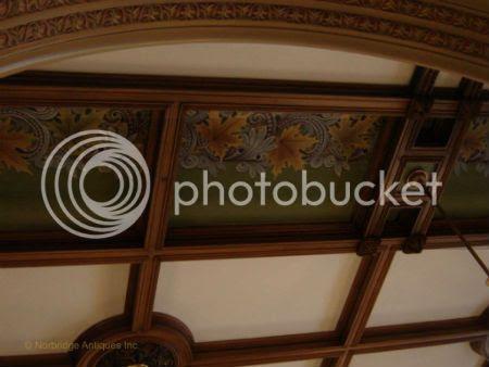 Legislative ceiling