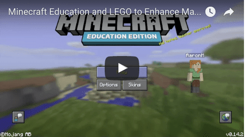 Minecraft Education and LEGO to Enhance Math Learning | Coffee For The Brain