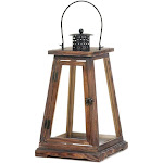 Ideal Large Candle Lantern by Gallery of Light
