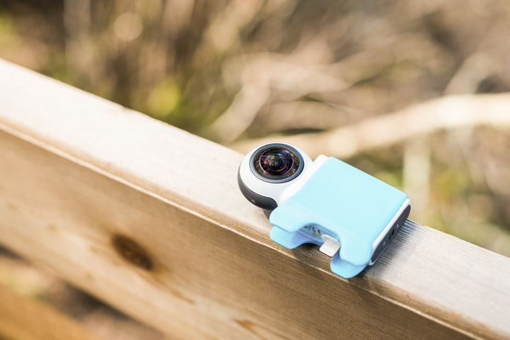 giroptic io  degree camera review