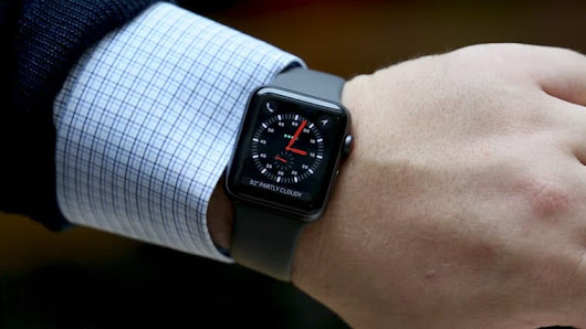 Apple volta a ser a maior marca de wearables do mundo