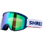 Shred Optics - Amazify Cloudbreak Snow Goggles / Plasma Mirror Lenses