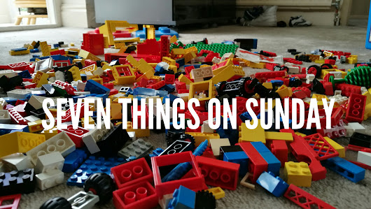 Seven things on Sunday (FToF #191)