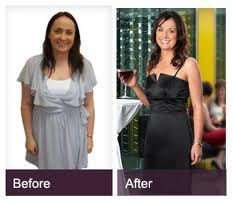 Weight loss on a low carb diet before and after-the ...