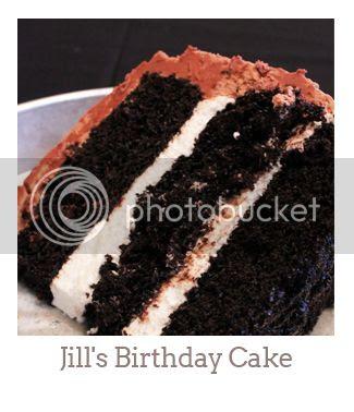 """Jill's Birthday Cake"""
