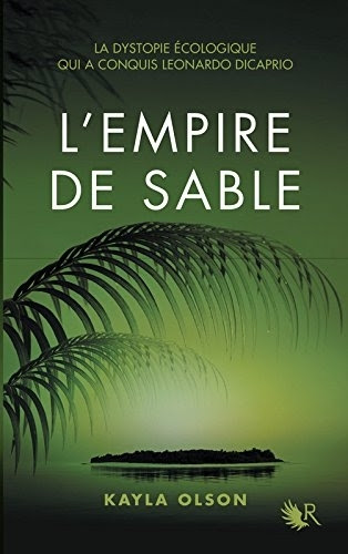 Couverture L'empire de sable