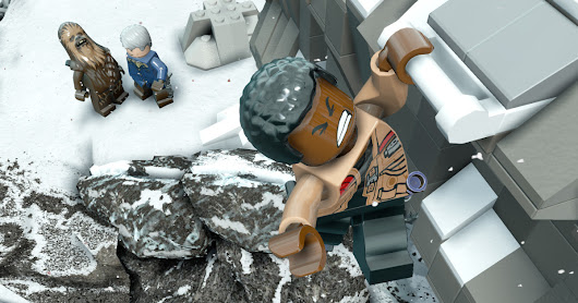 The Force Awakens Is Getting the LEGO Videogame Treatment | WIRED