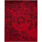 Safavieh Adirondack Red / Black Area Rug, 9' x 12'