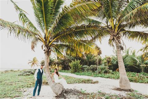 Destination Wedding at Dreams Resort in Tulum, Mexico