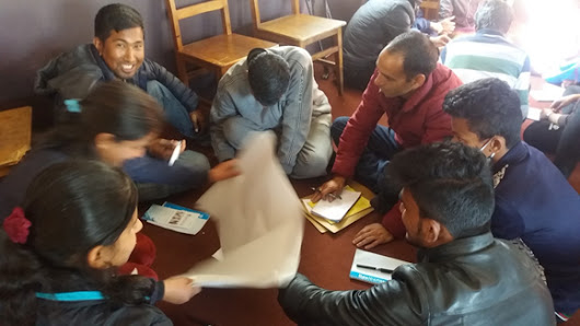 Forty youths oriented about employability skills to fight against unemployment - volunteeringnepal
