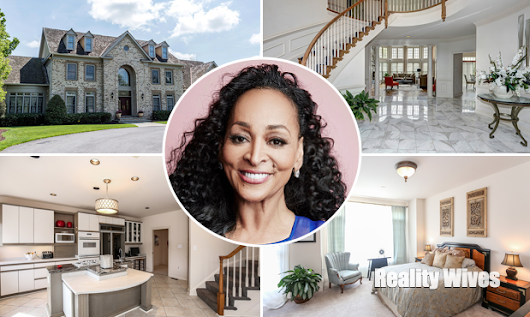 See The Home Karen Huger Has Tried To Sell For Years