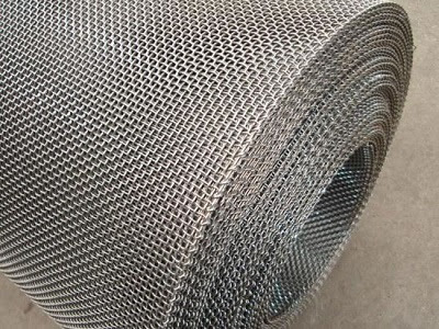 Hastelloy Mesh for hot gas particle separation