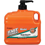 Fast Orange 23217 Smooth Lotion Hand Cleaner With Pump, 64 Oz
