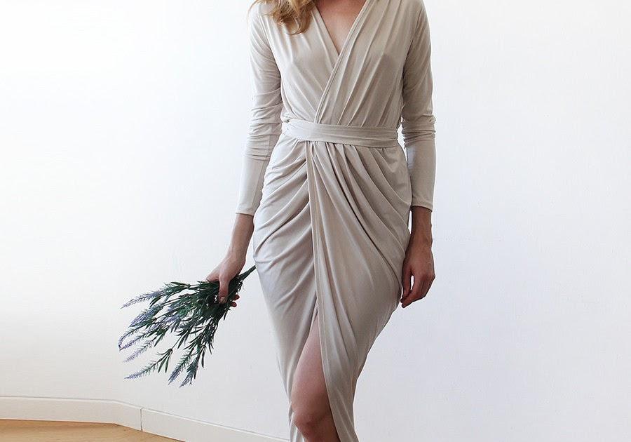 Tulip Bridesmaid Dress