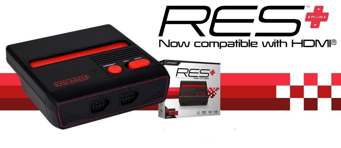 Review: Retro-Bit RES Plus HDMI NES console screenshot