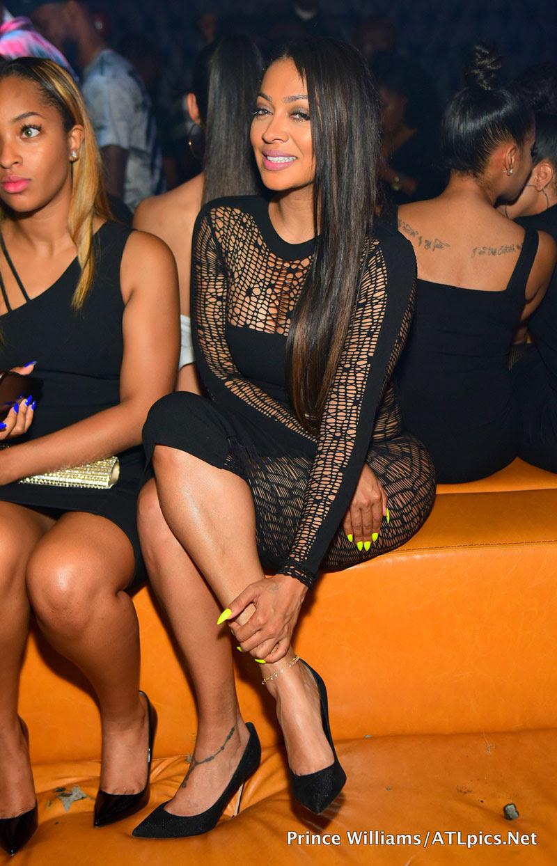 PICS: La La Anthony, Teyana Taylor, Draya Michele Party in Atlanta