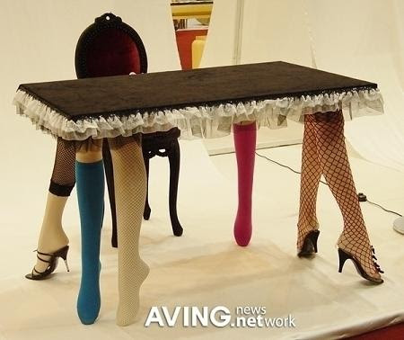 The weirdest and the most innovative tables ever | Coool-Stuff