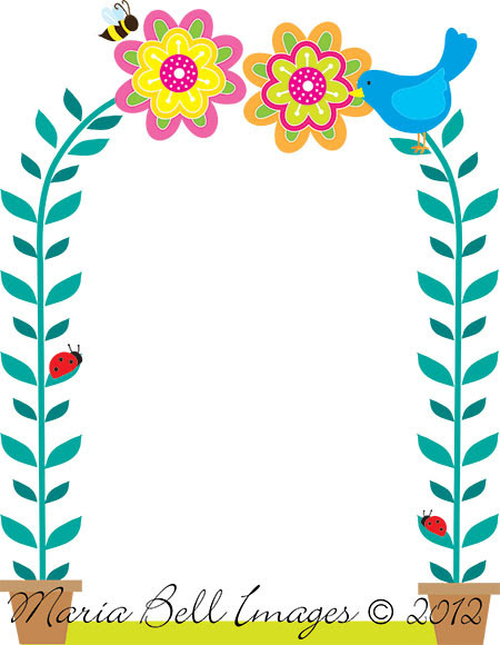 Free Very Easy Border Designs For School Projects Download Free