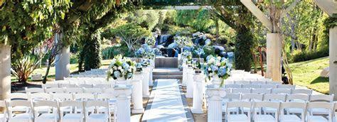 Fullerton Wedding Venues at Coyote Hills   CC Receptions