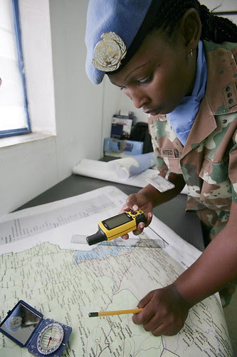 South African Peacekeepers in Democratic Republic of Congo