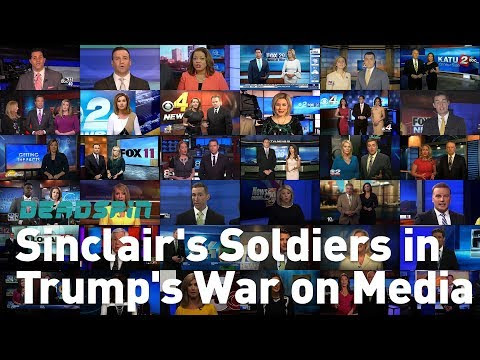 How America's Largest Local TV Owner Turned Its News Anchors Into Soldiers In Trump's War On The Media