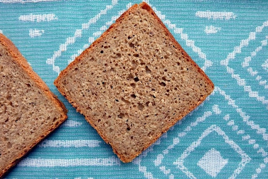 Semolina Bread Recipe with Sesame - The Bread She Bakes