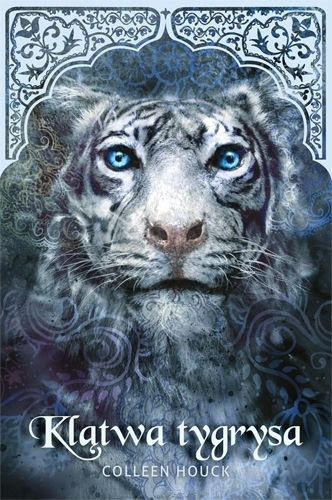 Okładka książki Klątwa Tygrysa