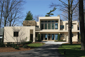 Modern Design Home Plans on Modern Home Plans     Modern Home Designs From Homeplans Com