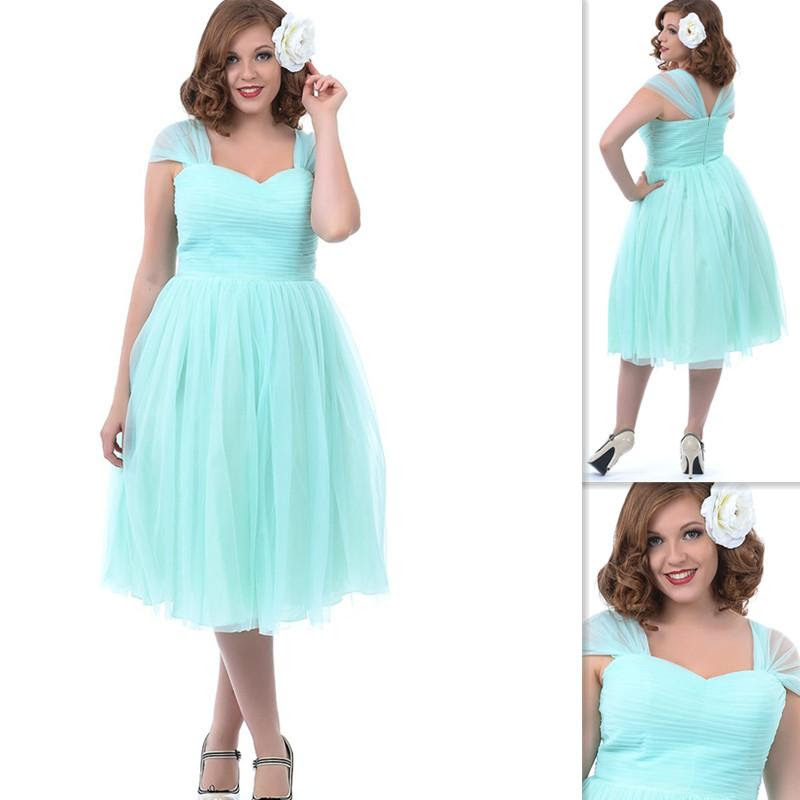 2015 casual mint green special occasion dresses cap