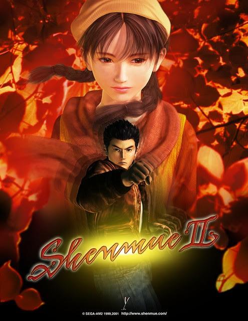 Shenmue - Ryo & Shenhua 004