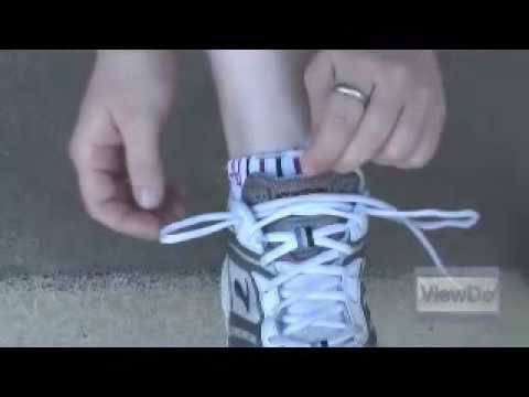 That Extra Hole in Your Gym Shoe: SOLVED