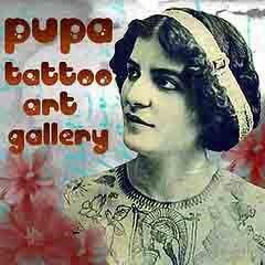 Pupa Tattoo Art Gallery