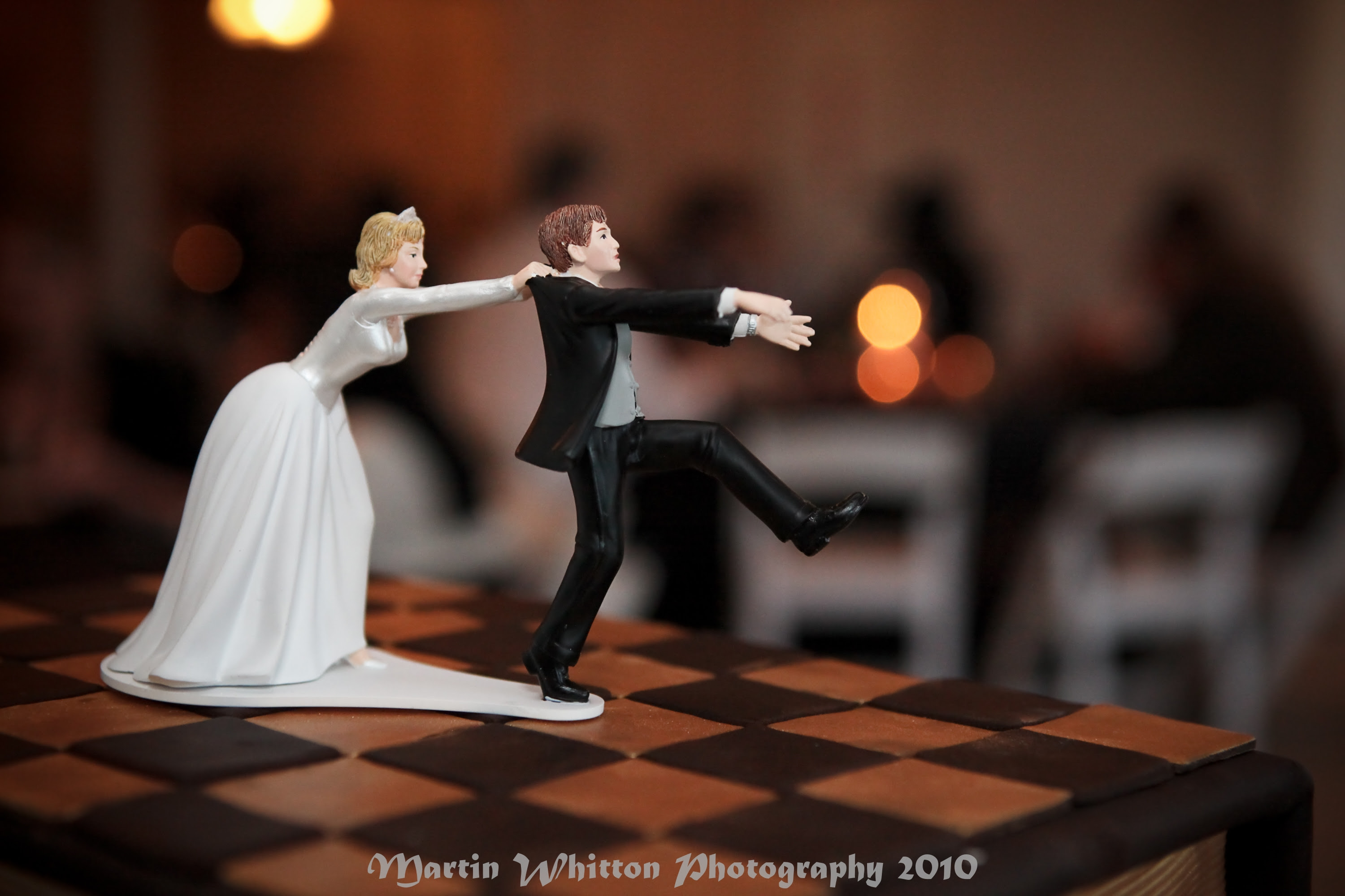 silly wedding cake toppers