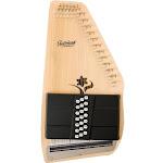 Oscar Schmidt 21 Chord Autoharp, Select Spruce, Flower Shaped Soundhole, OS45CE