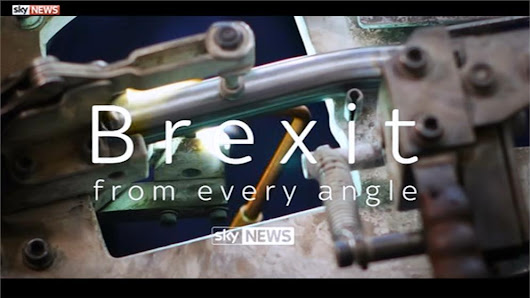 Brexit from every angle - Sky News Promo 2017 - Videos