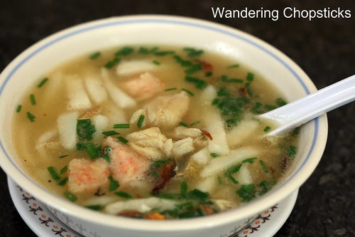 3 Why My Mom's Banh Canh Cua (Vietnamese Thick Noodle Soup with Crab) Is Better Than Your Momma's 5