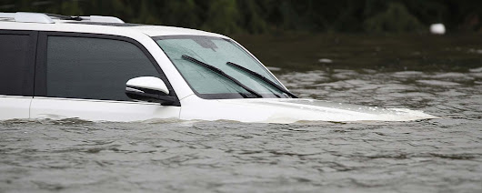 Why Flooded-Out Cars Are Likely Total Losses