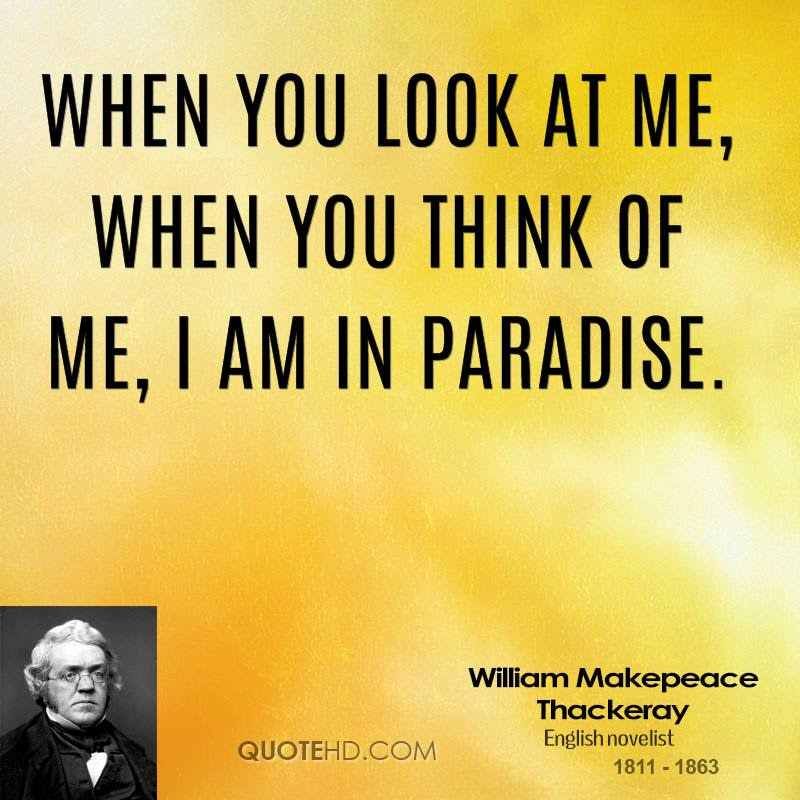 William Makepeace Thackeray Quotes Quotehd