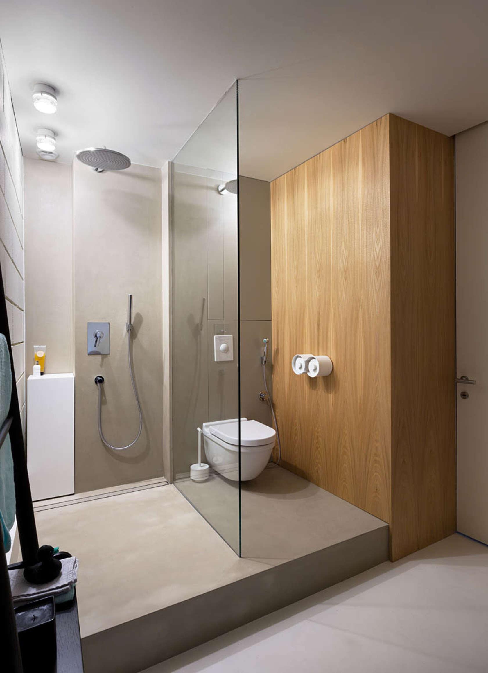 25 Beautiful Warm Bathroom Design Ideas - Decoration Love