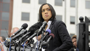 Defense attorneys request trove of documents from prosecutors' Freddie Gray investigation