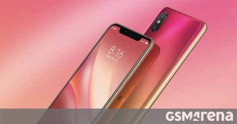 Xiaomi Mi 8 Pro and Mi 8 Lite debut