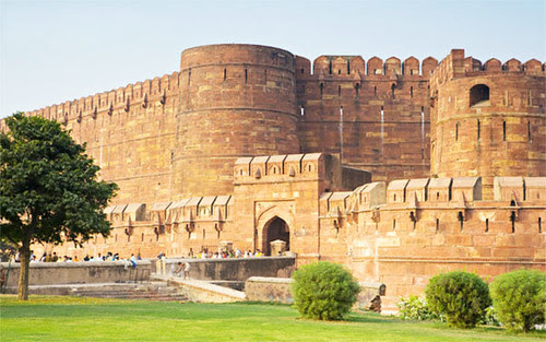 Red Fort: Heritage of India