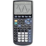 Texas Instruments TI-83 Plus Graphing Calculator, Black