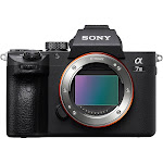 Sony a7 III ILCE-7M3 24.2 MP Mirrorless Ultra HD Digital Camera - 4K - Body Only