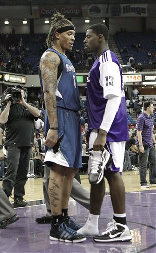 Timberwolves Kings Basketball