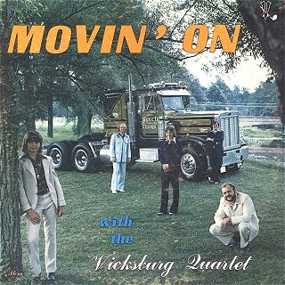 The Other Side Of Music The Vicksburg Quartet Movin On